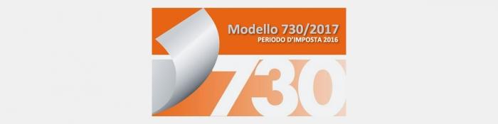 News 2017 modello 730 2017 redditi 2016 unionliberi for 730 anno 2017